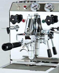 since 1977 espresso & cappuccino machines Cappuccino Coffee, Cappuccino Machine, Espresso Machine, Coffee Equipment, A Table, Coffee Maker, Kitchen Appliances, Tea, Espresso Coffee Machine