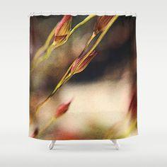 #fall #floral #art #society6 #showercurtain