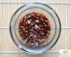 Przygotowanie syropu z pączków sosny