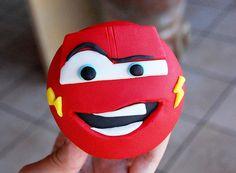 Disney's Cars Cupcakes
