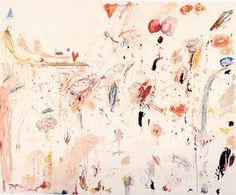 Cy Twombly: Shored Fragments | Thoughts That Cure Radically