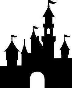 Disneyland Paris Castle Line Art by champk.deviantart.com ...