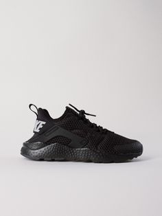 W Air Huarache Run Ultra Black by Nike