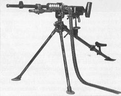 "First Machine Gun. The first machine gun was invented in 1862, and was named the ""Gatling Gun."" It was a gun that had high rate of fire but was still powered by hand."