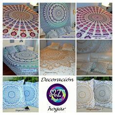 """""""Magical Zen 7"""" Decoración hogar MODA india Siguenos en Facebook Instagram y Youtube"""