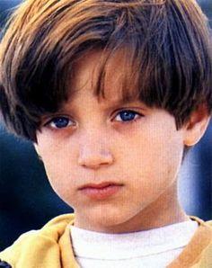 Elijah Wood as a kid