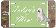 PERSONALIZED CUSTOM LICENSE PLATE PETS MOM VANITY AUTO TAG #putapiconit