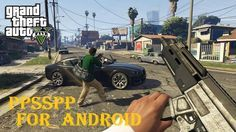 Download GTA 5 ppsspp on Android Grand Theft Auto v – GTA 5 iso cso
