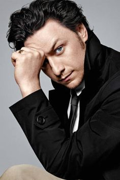 James Mcavoy, Into The Blue Elle May 2013