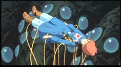 Watched this one when quite young and it has stayed with since. Love, love, love this movie! Nausicaa of the Valley of the Wind