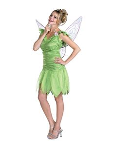 Simply cute Tinkerbell costume!