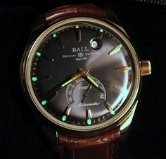 "Ball Trainmaster Kelvin Watch Review - by Patrick Kansa - see and read more on aBlogtoWatch.com ""If I were to chart out the brands I have been spending time with over the last 6 months or so, Ball – while certainly not all alone – would likely be up at around the top of that list. This is mostly due to the sheer variety of watches they have put out lately, which makes it rather easy for me to find something that matches my taste. Today, we'll take a look at a piece that features one of the…"