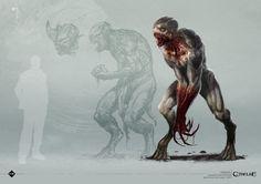 Idée : Monstres du Chaos