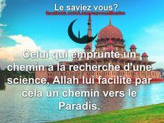 Coran Islam, Paris France, Patience, Did You Know, Muslim, Knowing You, Taj Mahal, Fun Facts, Religion