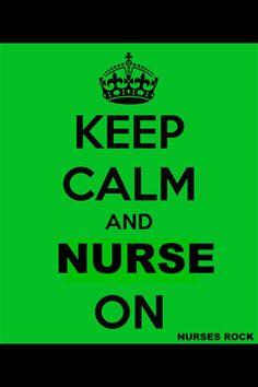 Nurse advice!