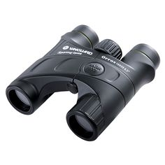 Vanguard Orros  1025    Crisp, clear viewing: BaK4 prisms and multi-coated lenses  Unique offset focus wheel for more comfortable adjustment  Waterproof and fogproof  Non-slip armor    http://zambesi.co.za/index.php/product/vanguard-orros-1025/