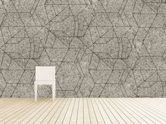 Cuffhome Geometric Crackle in Brown http://www.shopblackcrow.com/collections/wallpaper-by-the-roll/products/cuffhome-geometric-crackle-in-brown