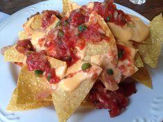 Afternoon nachos