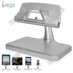 low price ipad: Multi-functional Charging Stand with USB Cable for Apple iPad 4 iPod Touch 5 ipad Mini iPhone 5