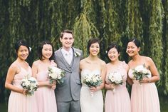 Chic & Quirky Green, White and Gold Wedding