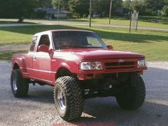 nice 2000 ford ranger lift kit car images hd Pics Of 2wd Ranger Lifts    The Ranger Station Forums