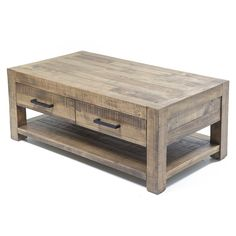 Urban Pallet Coffee Table