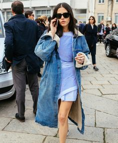 The 10 Best Street Style Photos of Milan Fashion Week Fall 2016