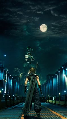 Post with 2913 views. Remake wallpapers by Final Fantasy Vii Remake, Final Fantasy Cloud, Final Fantasy Characters, Final Fantasy Artwork, Fantasy Series, Fantasy World, Cloud And Tifa, Cloud Strife, Star Citizen