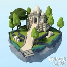 "Lars G. on Twitter: ""Yesterdays stream result: Some early concepts for @HumanFallFlat I am really excited to get working on this project. https://t.co/bzGf0KLUfe https://t.co/80giOVn0w6"""
