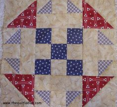 The Quilt Ladies Book Collection: Free Quilt Ladies Facebook Quilt Pattern