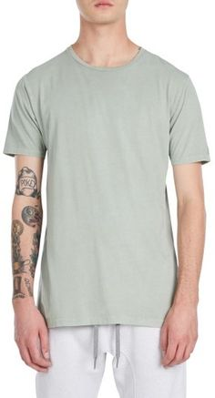 Men's Zanerobe Flintlock Longline T-Shirt