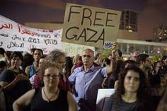 Israeli-Gaza Conflict Sparks Worldwide Protests - NBC News.com | Tel-Aviv