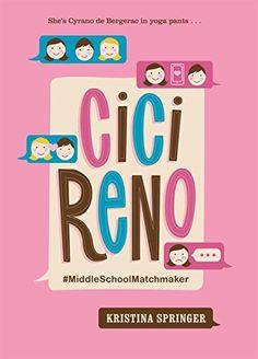Ordered 3/16-- Cici Reno:MiddleSchoolMatchmaker (Yoga Girls) by Kristina Springer