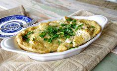 Pretzel Topped Cheesy Chicken  Spaghetti! #recipe #cooking #cheesy