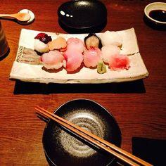 La cucina giapponese non è qualcosa che si mangia, ma qualcosa che si guarda.