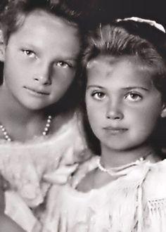 Tatiana and Maria 1906
