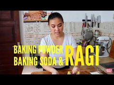 YouTube Baking Soda Baking Powder, Indonesian Desserts, Itu, Baking Tips, Cakes, Recipe, Youtube, Food, Cake Makers