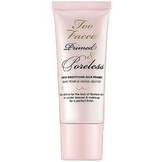 Too Faced Primed & Poreless Skin Smoothing Face Primer: Shop Primer | Sephora