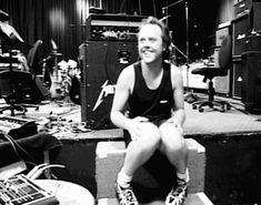 Thrashing Metallica