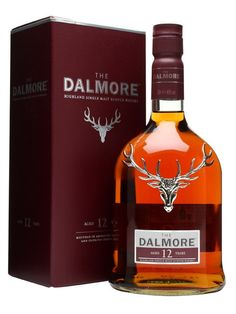 The Dalmore 12 year old, with its intricate aromas and flavours, is recognised as a whisky with character far beyond its age. This was Andrew Mackenzie's original masterpiece and stood apart from the norm of the day. At a time when it was standard practise to mature whisky for no more than 6 years, Andrew Mackenzie demonstrated his pioneering character by doubling the maturation period...