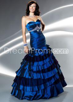 e9660519020 Mermaid Floor-Length Sweetheart Evening Prom Dresses