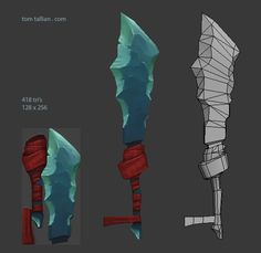 LOWPOLY (sub 1000~ triangle models) - Page 384 - Polycount Forum