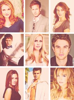 cast of vampire diaries - part two.