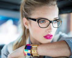 rivet and sway, rivet & sway, ticker tape, eyeglasses, women's eyewear