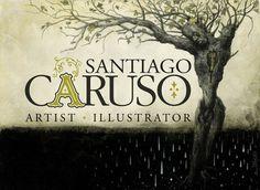 Illustrations by Santiago Caruso