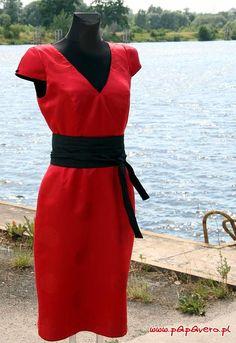 Kostenloses Schnittmuster Kleid - Free Dress Pattern