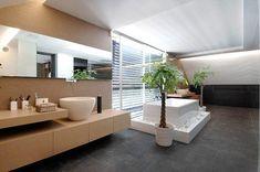 Stylish Modern Bathroom Design (7)