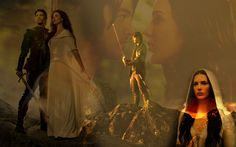 richard and kahlan - Legend of the Seeker Wallpaper (23850910 ...