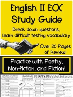 These english 2 staar practice questions will prepare your high great study guide for the english exam fandeluxe