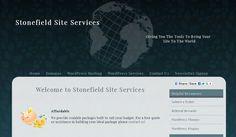 Custom theme for stonefieldsiteservices.com Not for Reuse